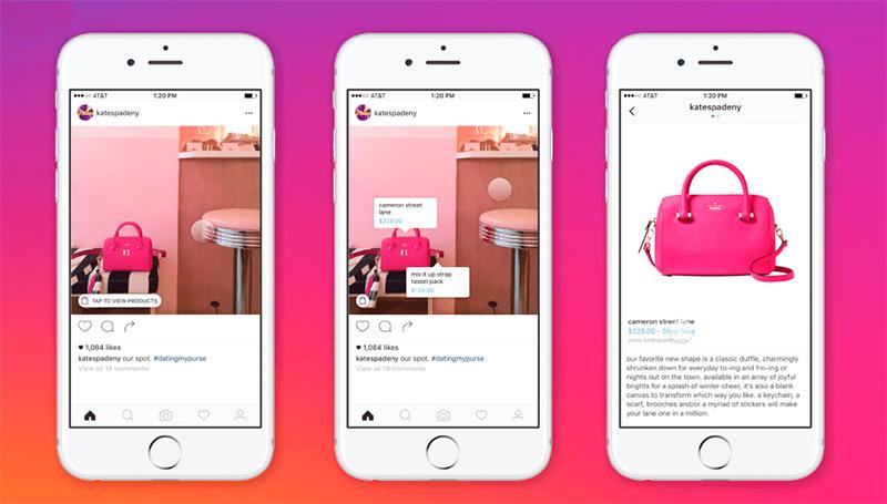Ahora sí ¡Llegó Instagram Shopping 2020!